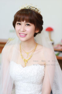 清新甜美_美結婚造型