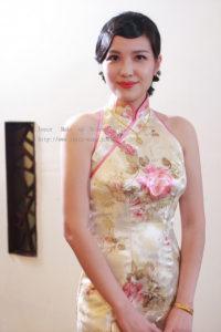 怡萱婚宴造型-新娘最愛的旗袍造型