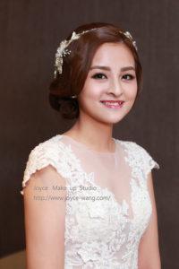 姜姜婚宴造型-新娘最愛的復古時尚造型